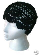 Knitwitz© GYPSY LACE BEANIE HAT Knitting Pattern/ Instructions to knit