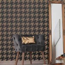 Houndstooth Stencil - Large Wall Stencil - Classic Scottish Geometric Pattern