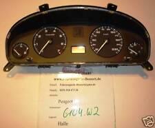 Peugeot 406 Instrumente Tacho Kombi Kombiinstrument NEU Instrument cluster NEW