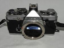 Olympus OM-2 Kamera Gehäuse Body mit Recordata Back 2