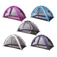 DERYAN Bettzelt Moskitonetz Klappbett Camping Fliegengitter mehrere Auswahl