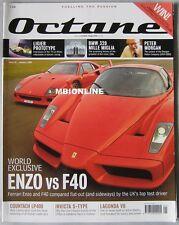 Octane 01/2004 No 7 featuring Ferrari Enzo, F40, Lamborghini, Ligier JS3, BMW