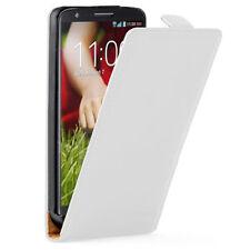 Etui Coque Housse PU Cuir Véritable Flip Cover pour LG G2 Mini LTE Dual Sim D618