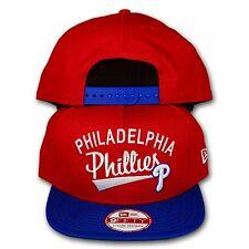 Original NEW ERA - 9FIFTY SNAPBACK CAP Philadelphia Phillies MLB Superscript rot