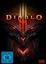 Diablo III pc cd