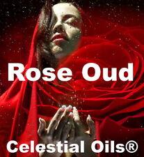 ROSE OUD ORGANIC ROLL ON PERFUME - REFRESHING PLEASING - APHRODISIAC