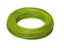 H07 V-K 2,5 mm², PVC Aderleitung grün-gelb, Schnittlängen - neu