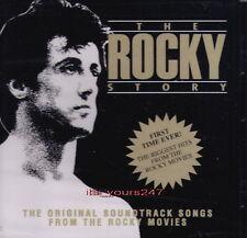 The Rocky story-Original bande sonore Rocky I-IV   CD