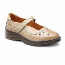 Dr. Comfort Sunshine Women's Dress Shoe Light Gold