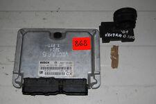 Opel Vectra B 2.0 TD Steuergerät Motor 0281001874 09136119