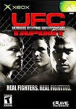 UFC: Tapout (Microsoft Xbox, 2002)