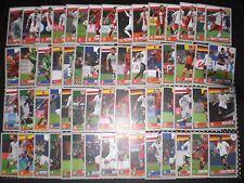Panini Superstars tesco cards 1 -  60, card superstar