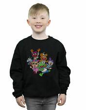 Disney Boys The Muppets Muppet Babies Colour Group Sweatshirt