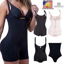 Womens Body Shaper Waist Cincher Bodysuit Shapewear Fajas Reductoras Colombianas