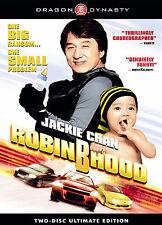 Robin-B-Hood (DVD, 2007, 2-Disc Set, Family Packaging)