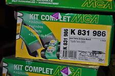 kit frein arrière mga, k831986, toyota