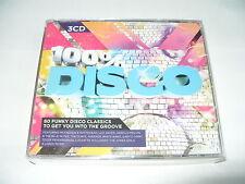 100% Disco (3 cd 2011 New & Sealed