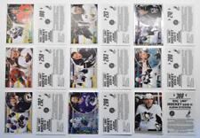 2010-11 Panini NHL Hockey Stickers (#179-360) Pick a Player Sticker