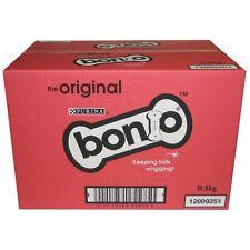 Purina Bonio Original, Beef, Happy Fibre Charcoal 12.5kg Dog Biscuits Mini 10kg