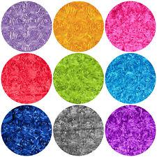 Rosette 3d floral petal Fabric - 54