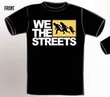 WE RUN THE STREETS MENS SHIRT 27 JUNKIES CLOTHING CHICANO RAP