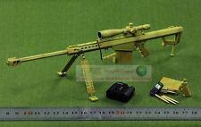 1:6 Scale Figure MODEL BARRETT M82A1-M USMC MARINE Sniper RIFLE GUN M82 M82_11