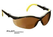 PILOT B Verstellbare Bifokal Outdoor Sportbrille - inkl. EU Versand kostenlos!