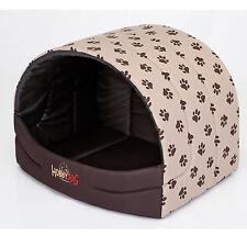 HOBBYDOG BUSBWL2 Hundehöhle Katzenhöhle Hundebett Hundehaus Hundehütte S-XL