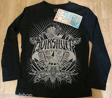 Quiksilver boy longsleeve top t-shirt 9-10 y BNWT  cotton