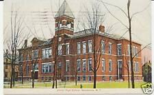 JUNIOR HIGH SCHOOL, SALAMANCA, N.Y. NEW YORK