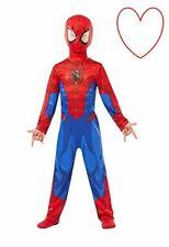 Spiderman Fancy Dress Costume Childrens Boys Outfit Superhero