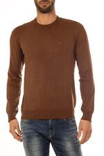 Maglia Armani Jeans AJ Sweater Pullover % Uomo Marrone 6X6MA56M0IZ-1766