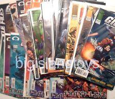 Image Comics GI Joe & vs Transformers Battle Files Frontline [CHOICE] 2001-2003