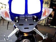 SUZUKI  R&G Tail Tidy / Licence Plate Holder in black  for SUZUKI GSXR600 K6-K7