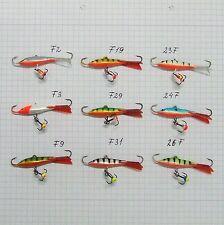 Eisangeln Eisfischen Balance Jigger Zocker Pro 06 Kunstköder 10 Gramm