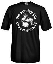 T-Shirt girocollo manica corta Ultras U57 The Sunday job Casual society