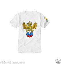 Herren WM T-Shirt Russia Russland 2014 Brasilien / Gr. S, M, L, XL Россия