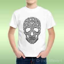 camiseta Niño niño Cráneo Vendajes Idea De Regalo