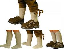 Kniestrümpfe im Landhausstil Strümpfe für Kinder nicht nur für die Lederhose