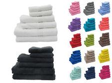 100% Egyptian Cotton 600gsm Spa Luxury Towel - Face, Hand, Bath, Bath Sheet