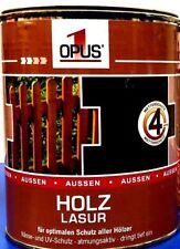 2,5L Opus1 Holz Lasur €7,04/L Holzschutzlasur, Holzschutz Aussen