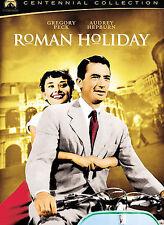Roman Holiday - The Centennial Collection, New DVD, Tullio Carminati, Audrey Hep