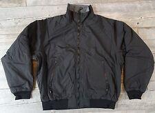 New Hartwell Fleece Lined Explorer Jacket - Blk/Gray S, M, L, XL, 2X, 4X