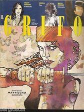 IL GRIFO # 27 - HUGO PRATT-ZEZELY-MANARA-DUCROS-VL28