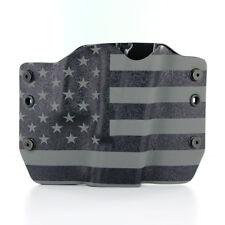 Makarov, SCCY, STEYR - GUNMETAL GRAY USA, OWB Kydex Gun Holsters