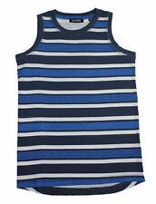 Blue Seven Jungen Top Tanktop Trägershirt T-Shirt blau royal