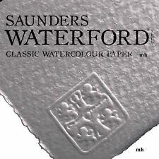 Saunders Waterford Acquerello di fogli di carta 100% COTONE ARTISTI 190 300 640 GSM