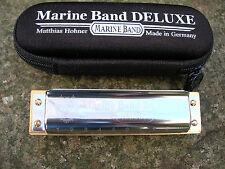 Hohner MARINE BAND DELUXE  PROFESSIONAL 10 HOLE DIATONIC