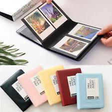 64 Slots Photo Album Fr FujiFilm Instax Mini Polaroid Fuji Film Camera 90 8 9 70