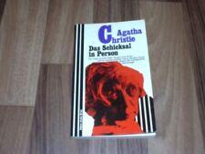Agatha Christie -- das SCHICKSAL in PERSON // mit Miss Marple // 1. Auflage 1974